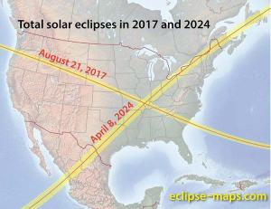 Carbondale eclipse 2017-2024
